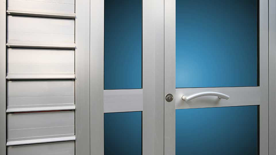 Picture of ALUMINIUM DOOR HANDLES